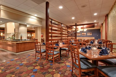 'Holiday Inn Los Angeles International Airport Hotel' - Landings Grill - your favorite LAX restaurant