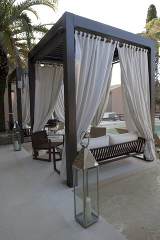 MUSE Saint Tropez - Cabana by the Pool