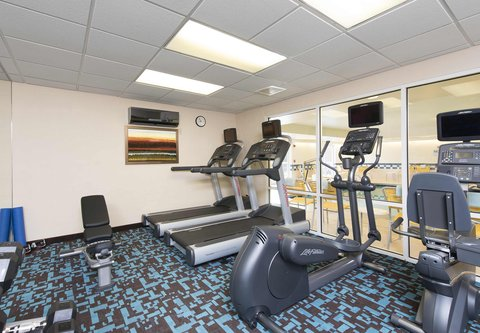 Fairfield Inn And Suites St Charles Hotel - Fitness Center