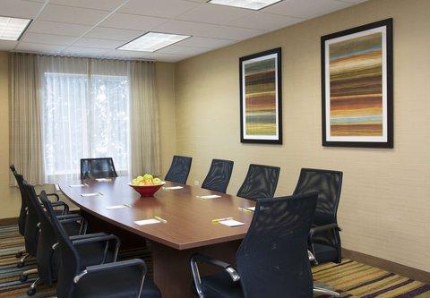 Fairfield Inn And Suites St Charles Hotel - Meeting Room