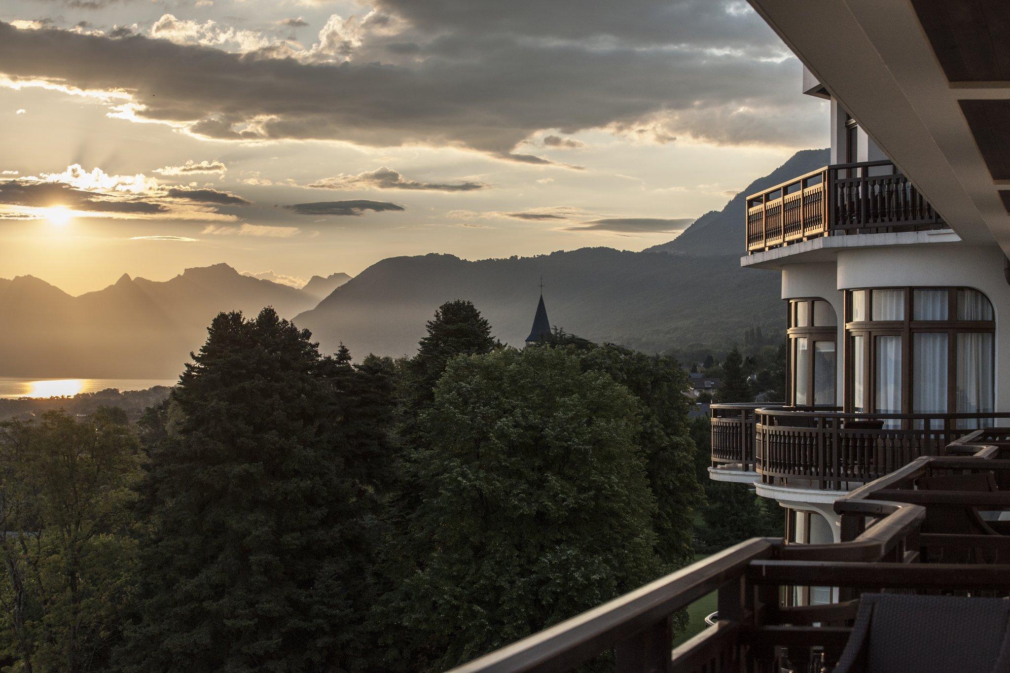 Hotel Royal-Evian Resort