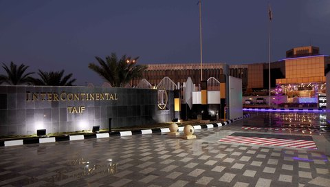 InterContinental TAIF - Hotel Exterior