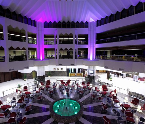 InterContinental TAIF - Lobby Coffee Shop
