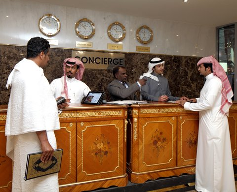 InterContinental TAIF - Concierge