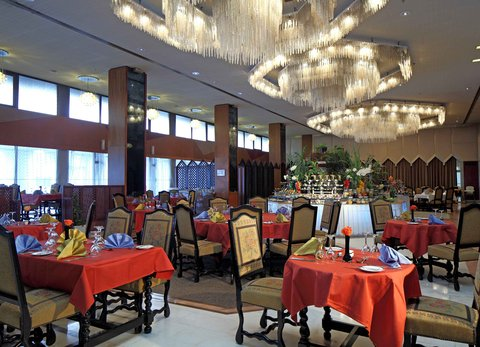 InterContinental TAIF - Restaurant