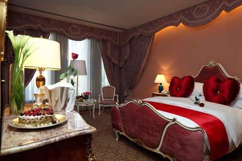 InterContinental TAIF - Queen Bed Guest Room