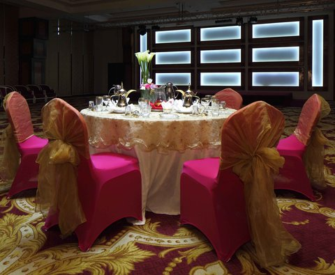 InterContinental TAIF - Banquet Room