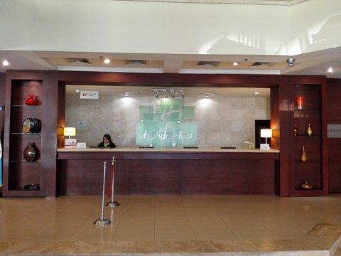 Holiday Inn GUATEMALA - Front Desk