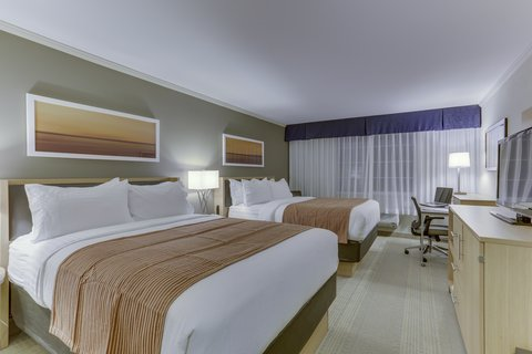 Holiday Inn SPOKANE AIRPORT - Two Queen Beds