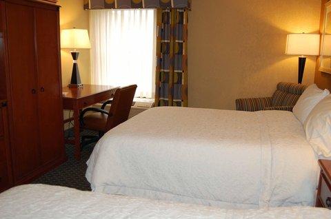 Hampton Inn Batesville IN - Double Accessible Room