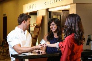 Lobby - DoubleTree by Hilton Hotel San Juan