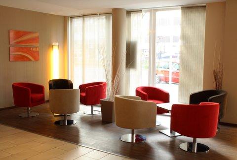 西柏林市中心快捷假日酒店 - Hotel Lobby