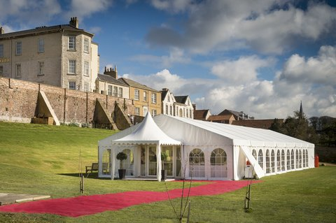 The Talbot Hotel - Wedding