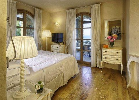 La Villa del Re - Deluxe sea view room