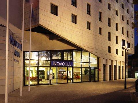 Novotel Atria Nimes Centre - Exterior