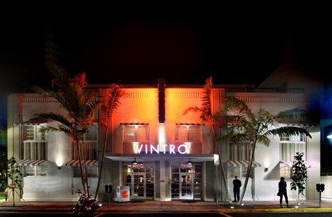 Vintro South Beach - Exterior