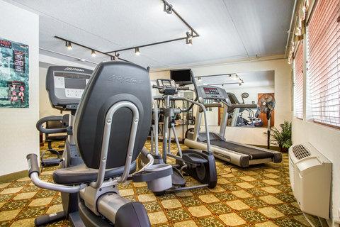 Quality Inn & Suites Evergreen Hotel - Fitness center