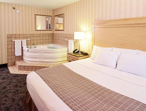LivINN Hotel Sharonville - Whirlpool Suite
