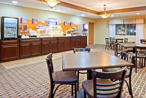 Holiday Inn Express DEVILS LAKE - Complimentary Hot Breakfast Buffet