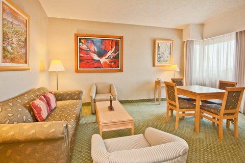 Holiday Inn Cuernavaca Hotel - Junior Suite Living room