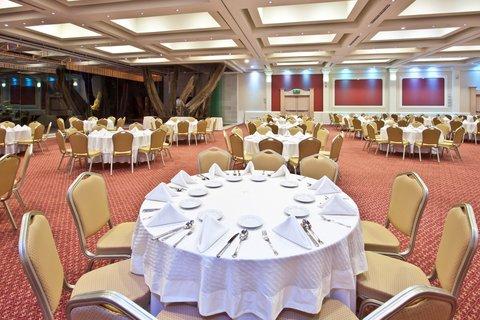 Holiday Inn Cuernavaca Hotel - Banquet Style Set Up
