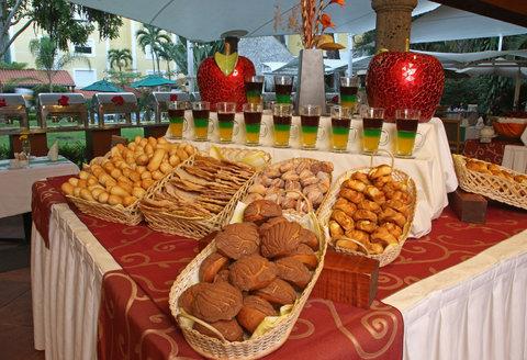 Holiday Inn Cuernavaca Hotel - Breakfast Area