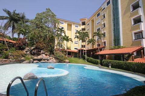 Holiday Inn Cuernavaca Hotel - Swimming Pool
