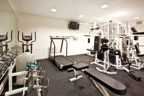 Holiday Inn Cuernavaca Hotel - Fitness Center