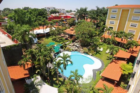 Holiday Inn Cuernavaca Hotel - Hotel Exterior