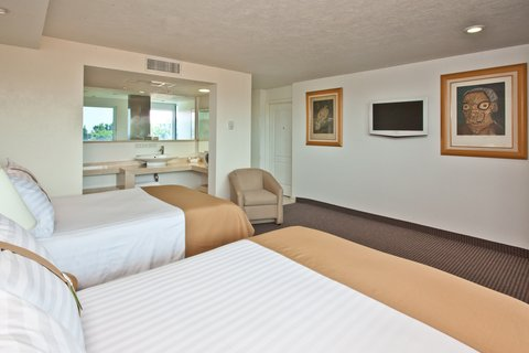 Holiday Inn Cuernavaca Hotel - View from Room