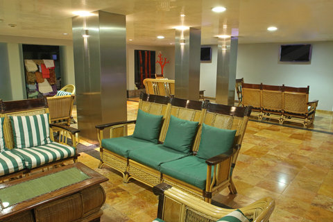 Holiday Inn Cuernavaca Hotel - Reception Area