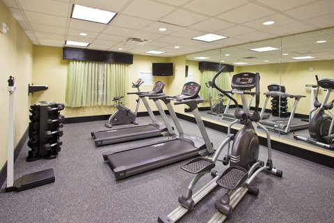 Holiday Inn Express Hotel & Suites Waycross - Fitness Center