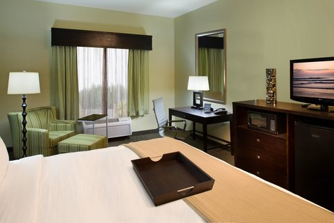 Holiday Inn Express Hotel & Suites Waycross - King
