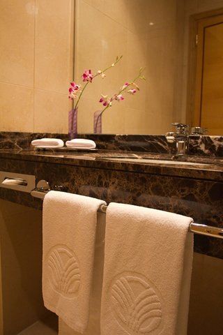 Gefinor Rotana Hotel - Premium Suite Bathroom