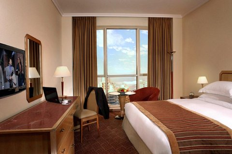 Gefinor Rotana Hotel - Premium Sea View Room