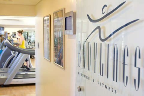 Gefinor Rotana Hotel - Bodylines Fitness Center 1