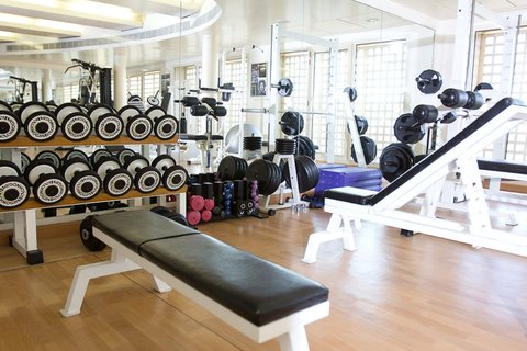 Gefinor Rotana Hotel - Bodylines Fitness Center 3