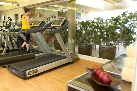 Gefinor Rotana Hotel - Bodylines Fitness Center 4