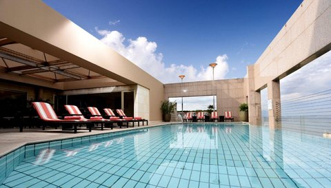 Gefinor Rotana Hotel - Pool 1