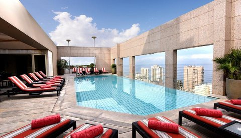 Gefinor Rotana Hotel - Pool 2