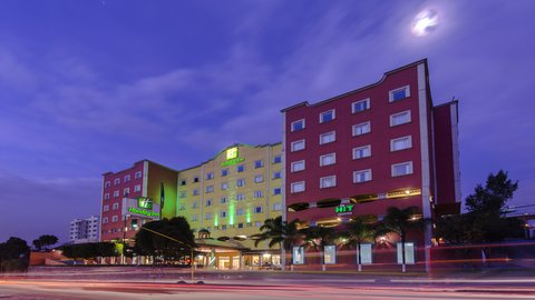 Holiday Inn CD. De Mexico Tlalnepantla - Hotel Exterior at night