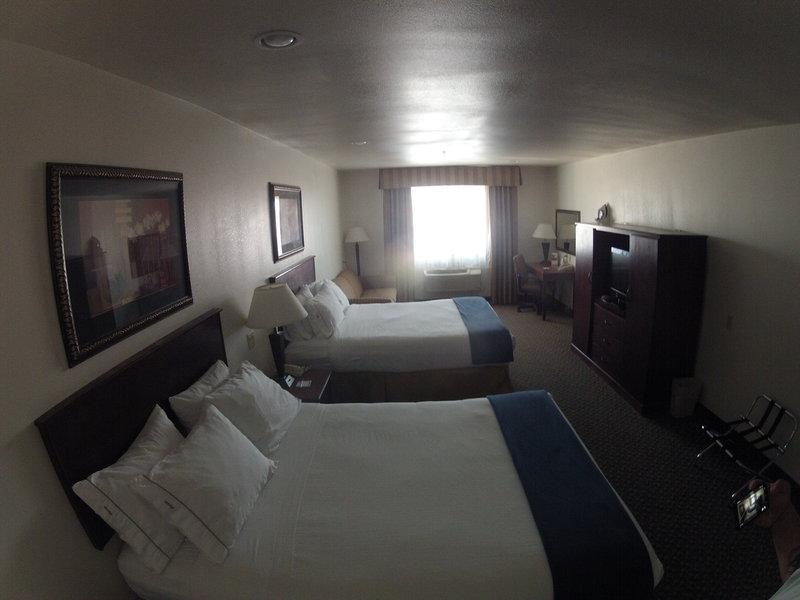 Holiday Inn Express - Santa Rosa, NM