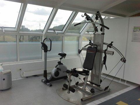 米特假日酒店 - Gym