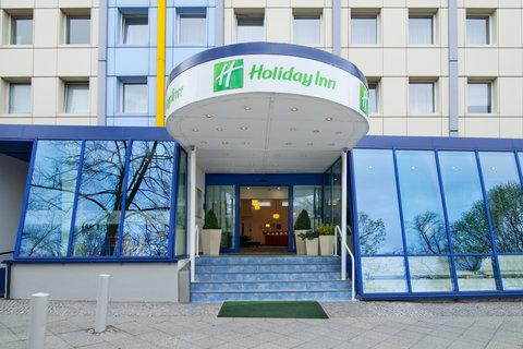 米特假日酒店 - Entrance
