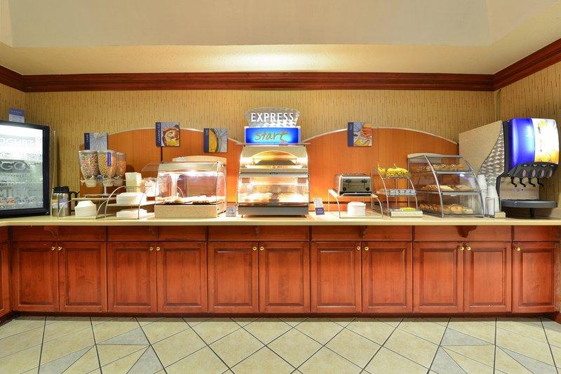 Holiday Inn Express CAMPBELLSVILLE - Campbellsville, KY