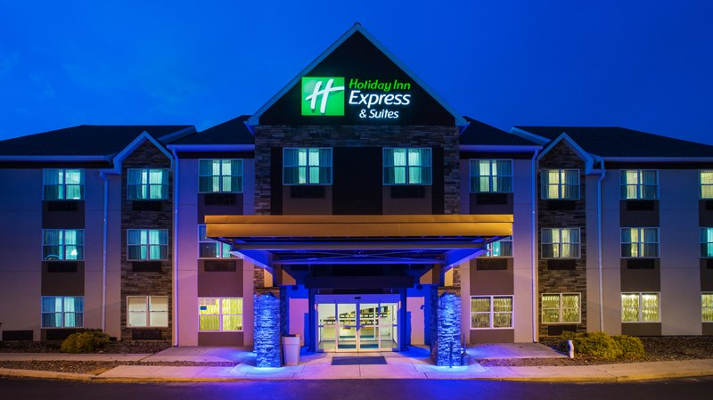 HOLIDAY INN EXP STES WYOMISSING