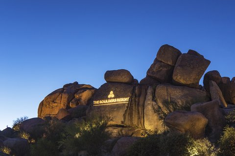 Boulders Resort & Golden Door Spa - Boulders Gobo