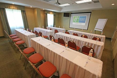 Holiday Inn Express & Suites CD. JUAREZ - LAS MISIONES - Meeting Room