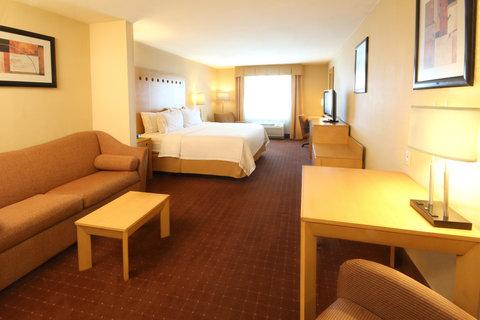 Holiday Inn Express & Suites CD. JUAREZ - LAS MISIONES - Suite