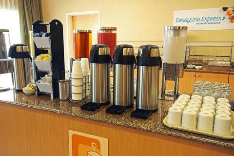 Holiday Inn Express & Suites CD. JUAREZ - LAS MISIONES - Breakfast Area